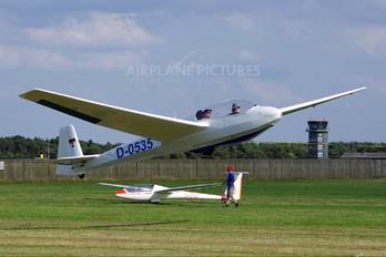 D-0535 - Sportfluggruppe Nordholz/Cuxhaven Schleicher ASK-13