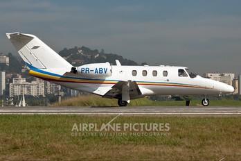 PR-ABV - Private Cessna 525 CitationJet