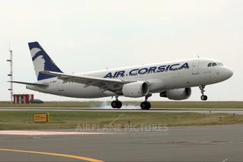 F-HDGK - Air Corsica Airbus A320
