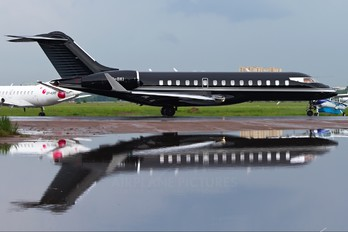 VP-BKI - Gama Aviation Bombardier BD-700 Global Express