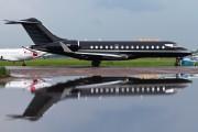 VP-BKI - Gama Aviation Bombardier BD-700 Global Express aircraft