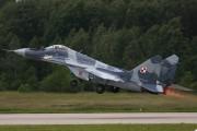 111 - Poland - Air Force Mikoyan-Gurevich MiG-29A aircraft