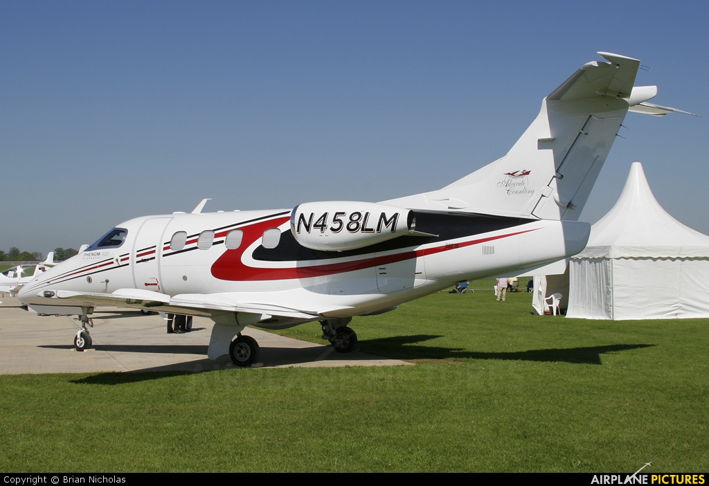 Advocate Consulting N458LM aircraft at Northampton / Sywell