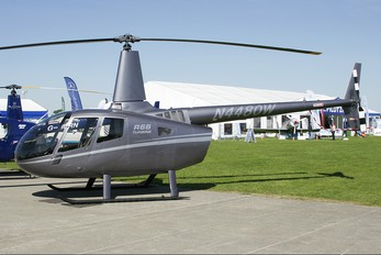 N4480W - Sloane Helicopters Robinson R66