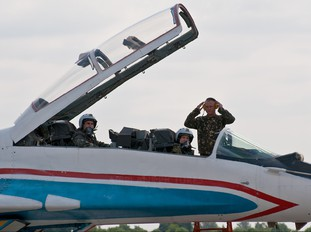 91 - Ukraine - Air Force Mikoyan-Gurevich MiG-29