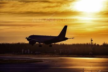 VP-BDO - Aeroflot Airbus A319