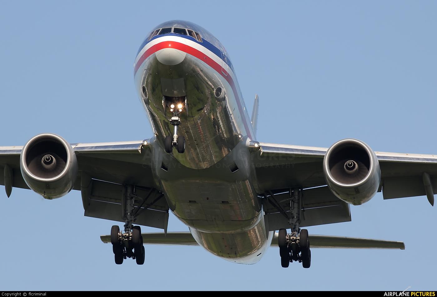 American Airlines N786AN aircraft at London - Heathrow