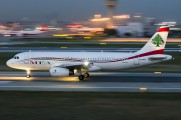 OD-MRT - MEA - Middle East Airlines Airbus A320 aircraft