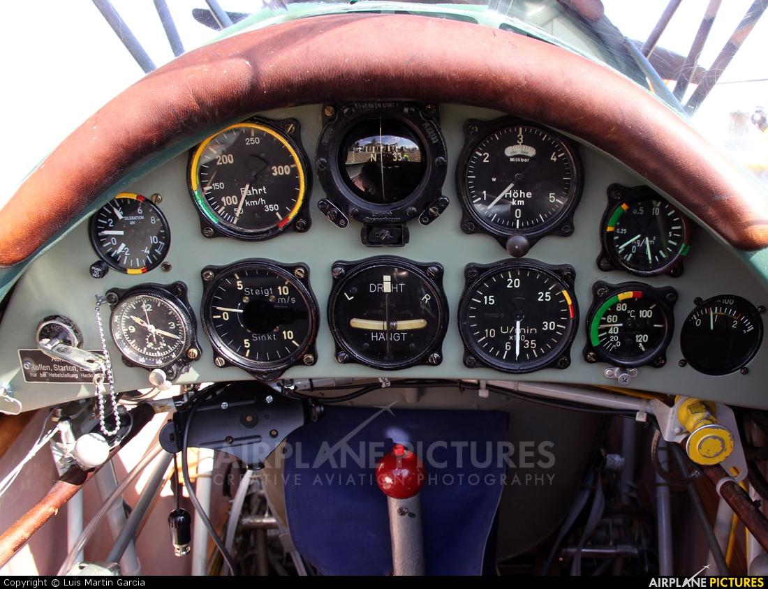Fundación Infante de Orleans - FIO EC-YTC aircraft at Madrid - Cuatro Vientos