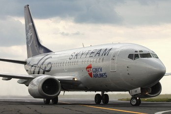 OK-XGE - CSA - Czech Airlines Boeing 737-500