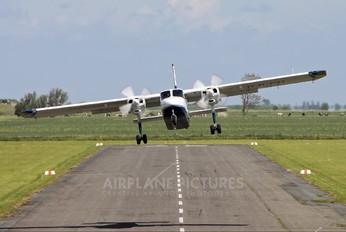 D-ILFH - Private Britten-Norman BN-2 Islander