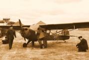 G-ANHU - Private Taylorcraft Auster IV  aircraft