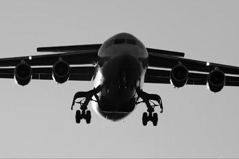 - - Brussels Airlines British Aerospace BAe 146-200/Avro RJ85