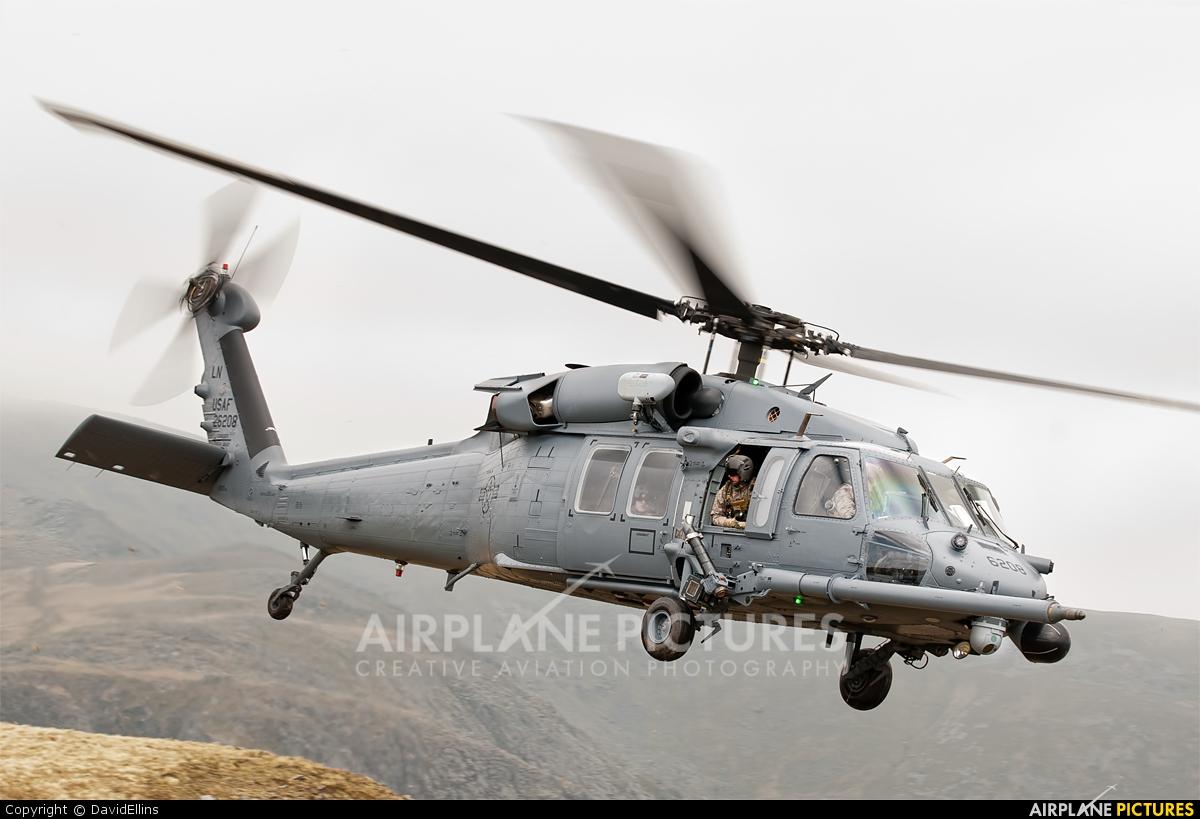 USA - Air Force 89-26208 aircraft at Off Airport - Wales