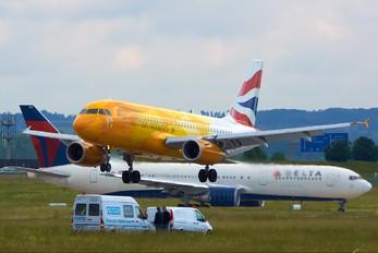 G-EUPC - British Airways Airbus A319