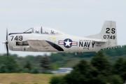 N2800M - Private North American T-28C Trojan aircraft