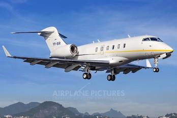 PP-BIR - Private Bombardier BD-100 Challenger 300 series