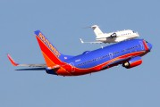 N433LV - Southwest Airlines Boeing 737-700 aircraft