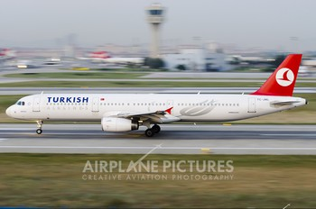 TC-JML - Turkish Airlines Airbus A321