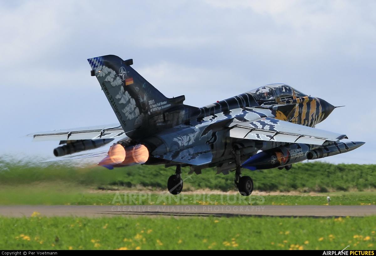 Germany - Air Force 46+33 aircraft at Orland