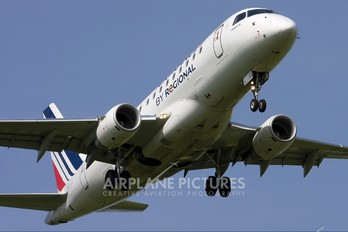 F-HBXI - Air France - Regional Embraer ERJ-170 (170-100)