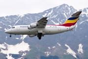 YR-BEC - Romania - Government (Romavia) British Aerospace BAe 146-200/Avro RJ85 aircraft