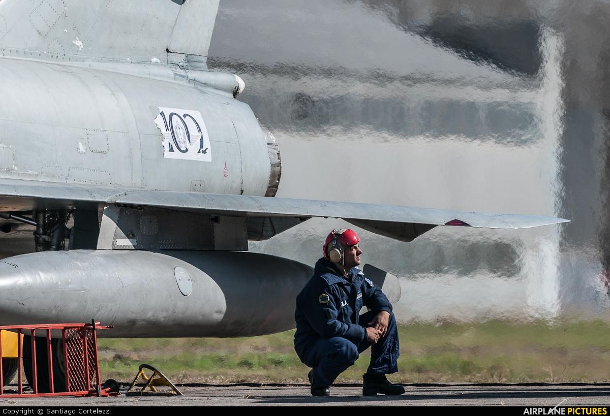 Argentina - Air Force I-003 aircraft at Tandil