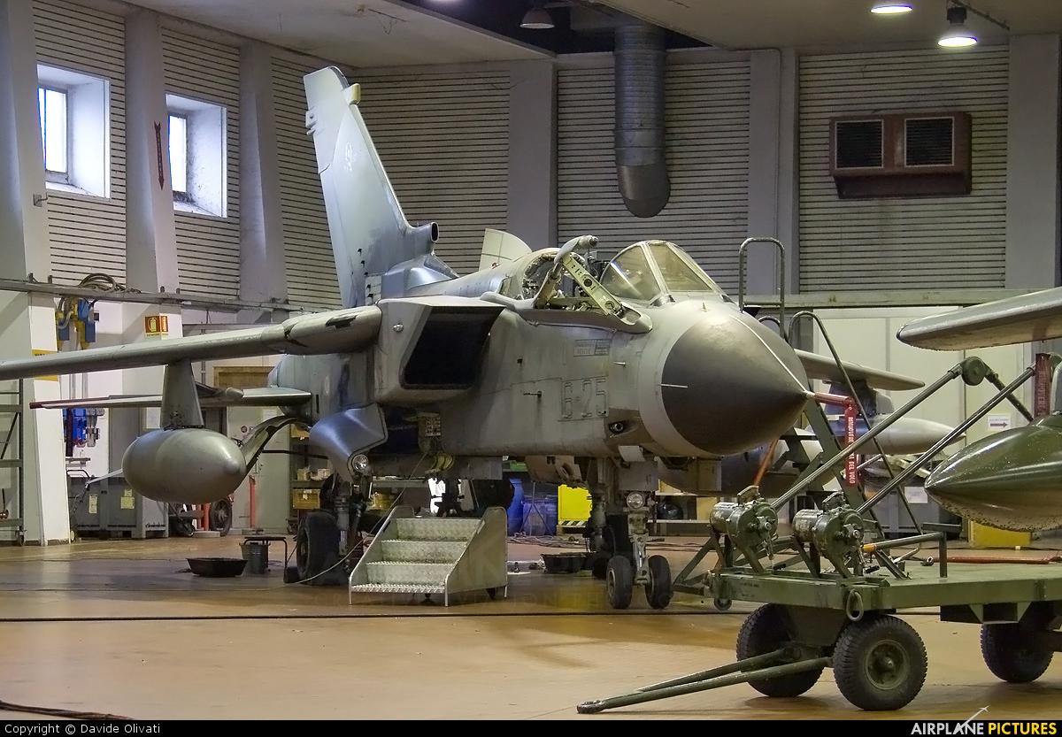 Italy - Air Force MM7043 aircraft at Ghedi