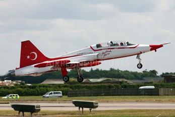 71-4017 - Turkey - Air Force : Turkish Stars Canadair NF-5B