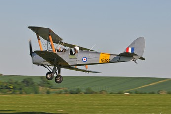 G-APAO - Private de Havilland DH. 82 Tiger Moth