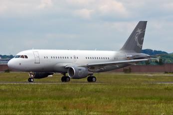 D-ACBN - DC Aviation Airbus A319 CJ