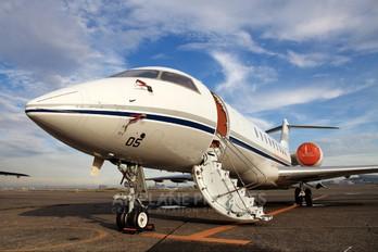 JA005G - Japan Civil Avation Bureau Bombardier BD-700 Global Express