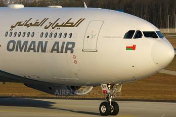 A4O-DD - Oman Air Airbus A330-300