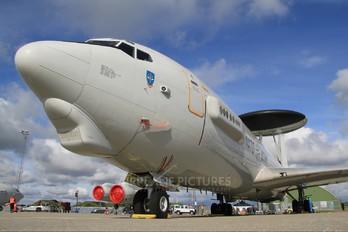 LX-N90454 - NATO Boeing E-3A Sentry