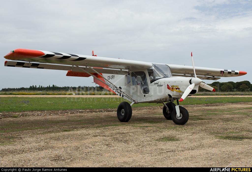 Private CS-URY aircraft at Benavente