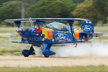 CS-DAY - Aerobática Pitts S-2B Special