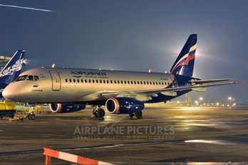 RA-89007 - Aeroflot Sukhoi Superjet 100