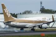 JA02AN - ANA/ANK - Air Nippon Boeing 737-700 aircraft