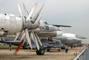 21 - Russia - Air Force Tupolev Tu-95