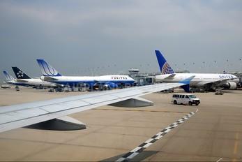 N832UA - United Airlines Airbus A319