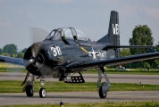 N313WB - Private North American T-28B Trojan aircraft