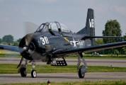 N313WB - Private North American T-28B Trojan aircraft