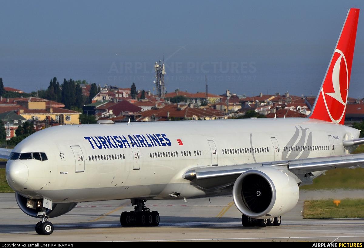 Turkish Airlines TC-JJK aircraft at Istanbul - Ataturk