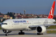 TC-JJK - Turkish Airlines Boeing 777-300ER aircraft