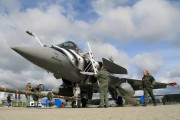 102 - France - Air Force Dassault Rafale C aircraft