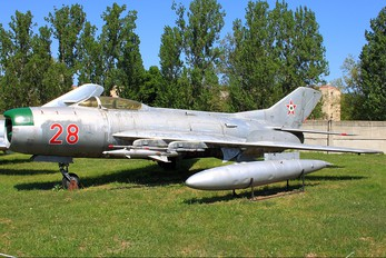 28 - Hungary - Air Force Mikoyan-Gurevich MiG-19PM