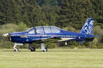 "F-SEXP - France - Air Force ""Cartouche Doré"" Socata TB30 Epsilon"