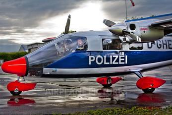 D-GHEA - Germany - Police Partenavia P.68 Observer