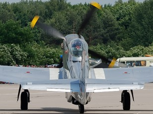 F-AZSB - Private North American P-51D Mustang