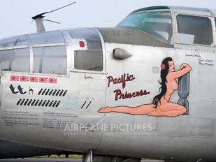 N9856C - Private North American B-25N Mitchell